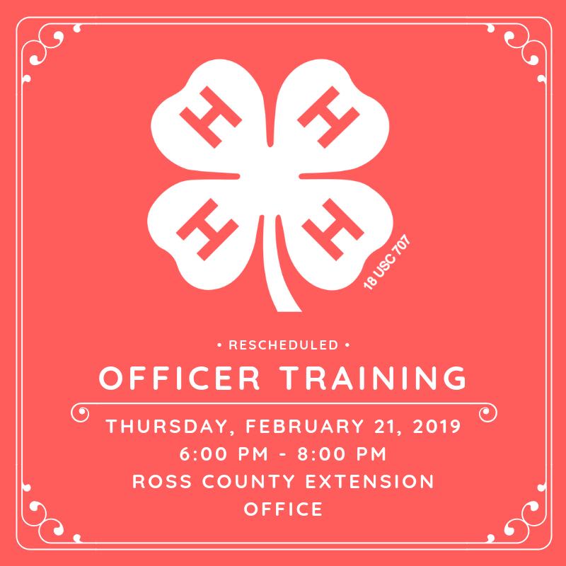 Officer Training