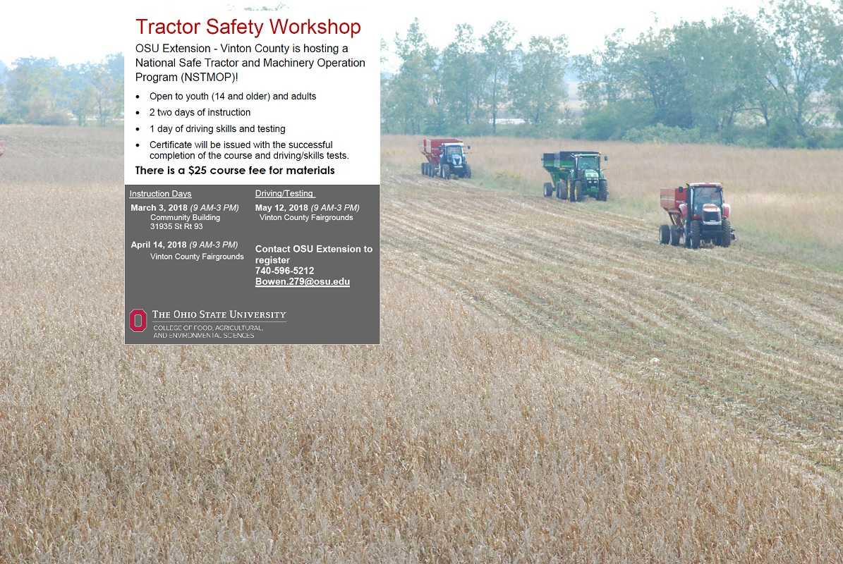 Tractor Saftey